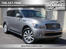 2014_INFINITI_QX80_1 Owner Nav Rear Entertainment Cameras Loaded_ Hickory Hills IL