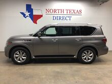 2014_INFINITI_QX80_Premium Luxury Technology Rear Entertainment Cameras Navi_ Mansfield TX