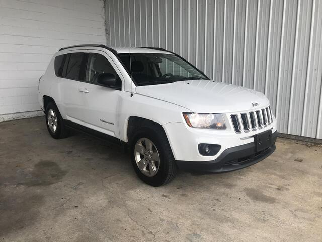 2014 JEEP COMPASS  Meridian MS