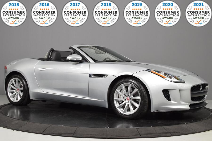 2014_Jaguar_F-TYPE_V6_ Glendale Heights IL