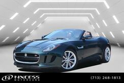 2014_Jaguar_F-TYPE_V6 S Convertible Low Miles Extra Clean!_ Houston TX