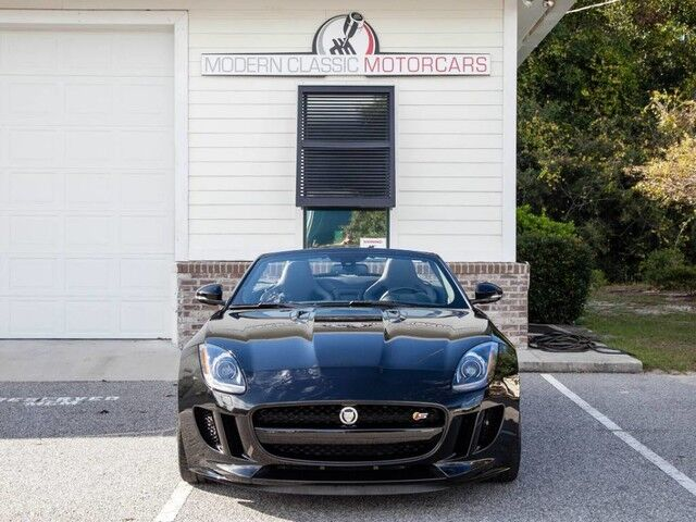 2014 Jaguar F-TYPE V8 S Charleston SC
