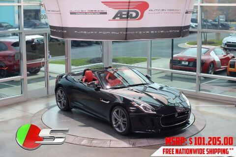 2014_Jaguar_F-Type_V8 S_ Chantilly VA