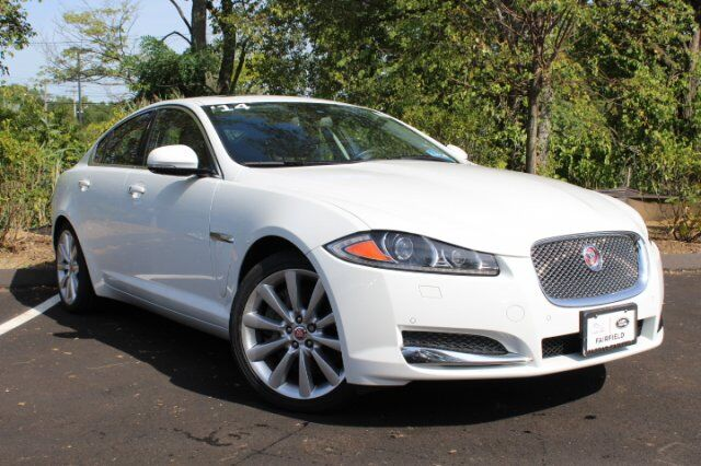 2014 Jaguar XF 4dr Sdn V6 SC AWD Fairfield CT