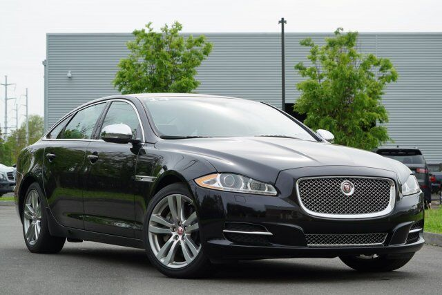 2014 Jaguar XJ 4dr Sdn XJL Portfolio AWD Fairfield CT