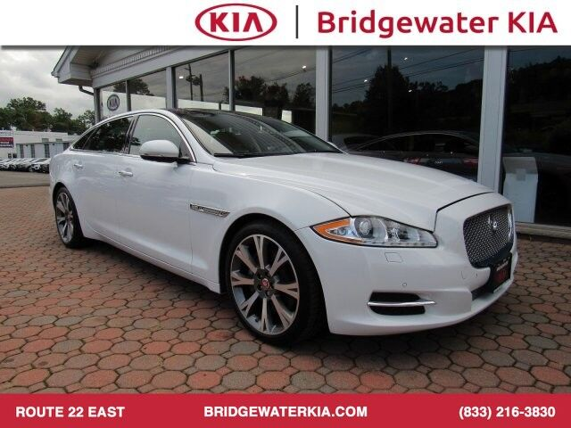 2014 Jaguar XJL Portfolio AWD Sedan, Navigation System, Rear View Camera,  Meridian ...