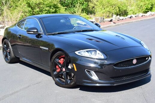 2014 Jaguar XK R 510hp Supercharged Coupe Easton PA