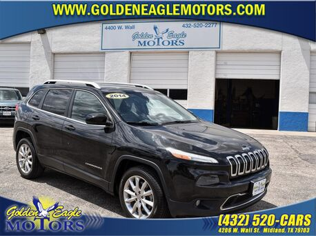 2014_Jeep_Cherokee_FWD 4DR LIMITED_ Midland TX