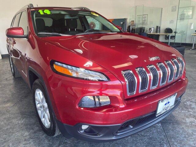 2014_Jeep_Cherokee_Latitude_ San Jose CA