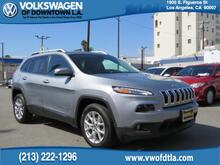 2014_Jeep_Cherokee_Latitude_ Los Angeles CA