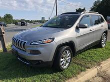 2014_Jeep_Cherokee_Limited 4WD_ Brandywine MD