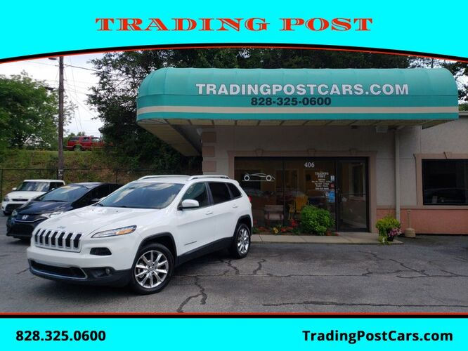 2014_Jeep_Cherokee_Limited_ Conover NC