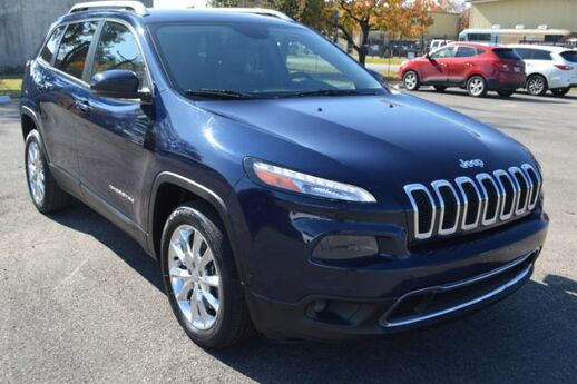 2014 Jeep Cherokee Limited FWD Houston TX