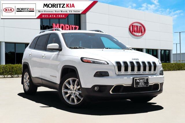 2014 Jeep Cherokee Limited Fort Worth TX