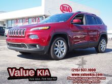 2014_Jeep_Cherokee_Limited_ Philadelphia PA