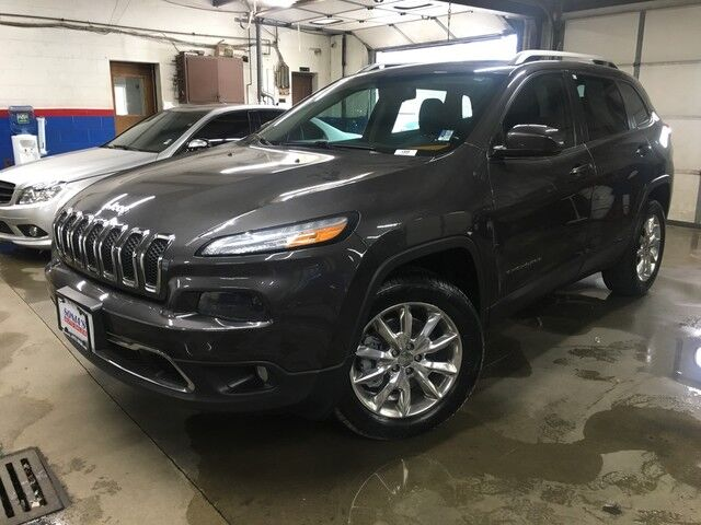 2014 Jeep Cherokee Limited Worcester MA