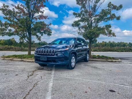 2014 Jeep Cherokee Sport Columbus OH