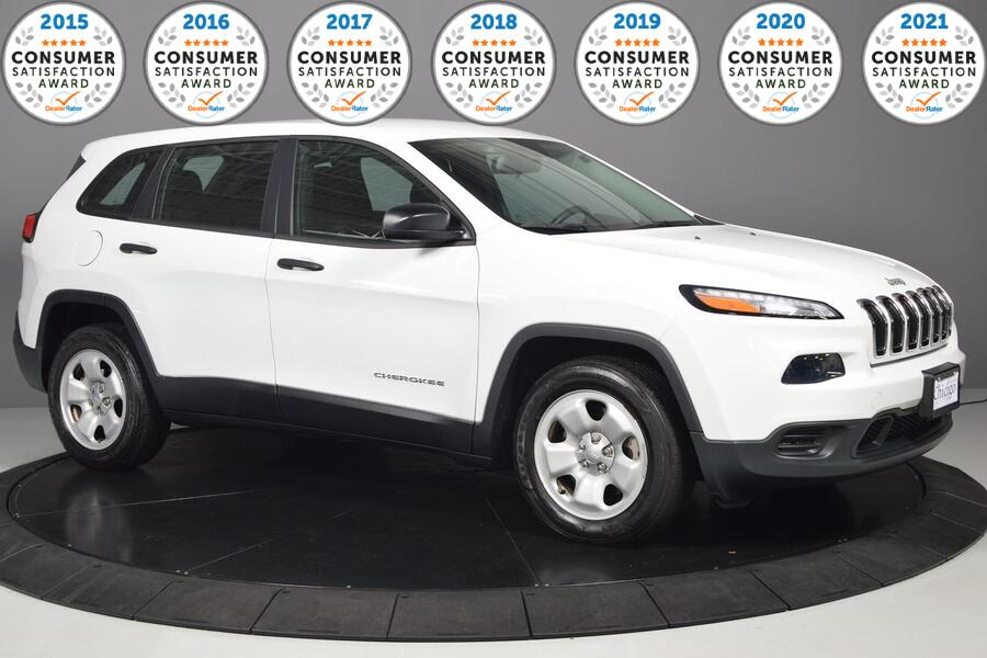 2014_Jeep_Cherokee_Sport_ Glendale Heights IL