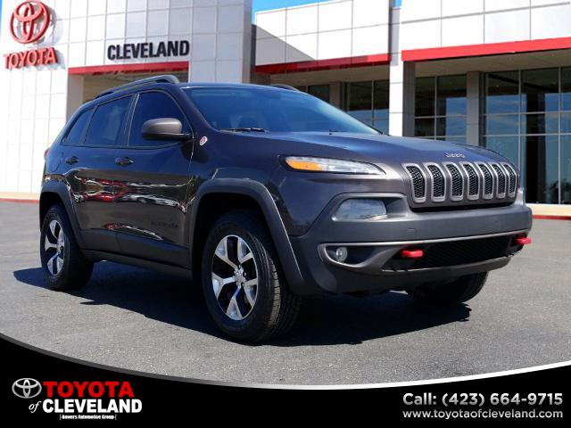 2014 Jeep Cherokee Trailhawk McDonald TN