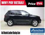 2014 Jeep Compass 4WD Latitude w/Leather