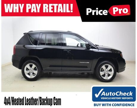 2014 Jeep Compass 4WD Latitude w/Leather Maumee OH