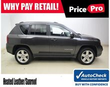 2014_Jeep_Compass_High Altitude w/Sunroof & Leather_ Maumee OH