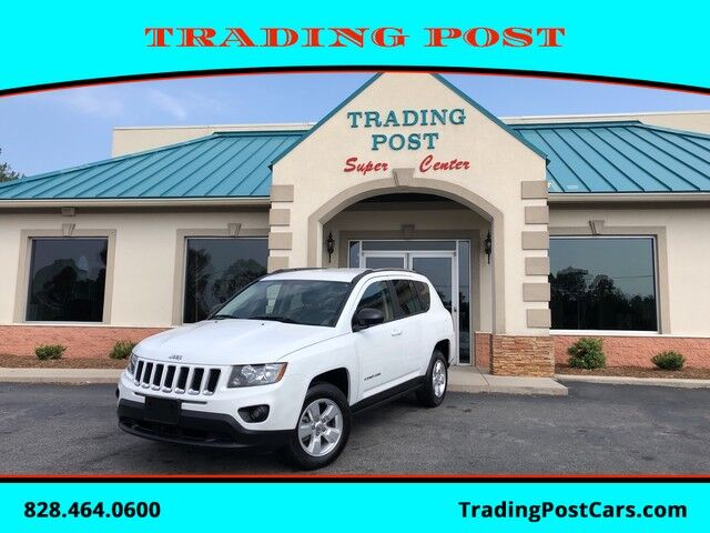 2014_Jeep_Compass_Sport_ Conover NC