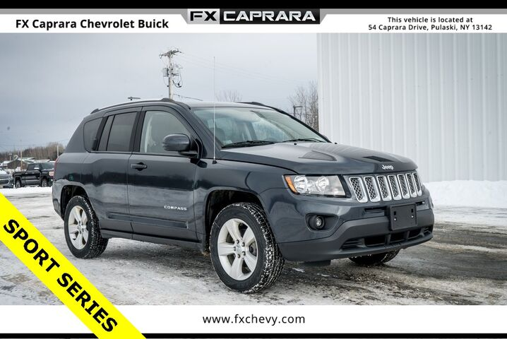 2014 Jeep Compass Sport Watertown NY