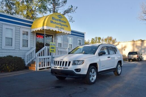 2014_Jeep_Compass_Sport_ Wilmington NC
