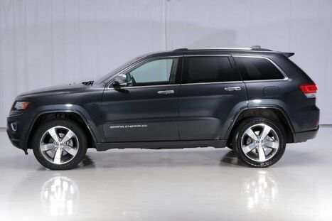 Jeep Grand Cherokee 4WD Overland 2014