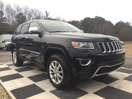 2014 Jeep Grand Cherokee 4d SUV 4WD Limited Outer Banks NC
