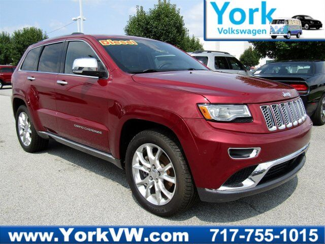 2014 Jeep Grand Cherokee Eco Diesel Summit York PA ...