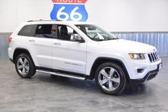 2014_Jeep_Grand Cherokee_LIMITED 1 OWNER LEATHER NAV! LOW MILES! MINT!_ Norman OK