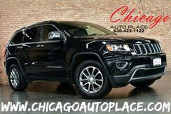 2014_Jeep_Grand Cherokee_Limited - 3.6L VVT V6 FLEX-FUEL ENGINE 1 OWNER 4 WHEEL DRIVE NAVIGATION BACKUP CAMERA BLACK LEATHER HEATED SEATS KEYLESS GO_ Bensenville IL