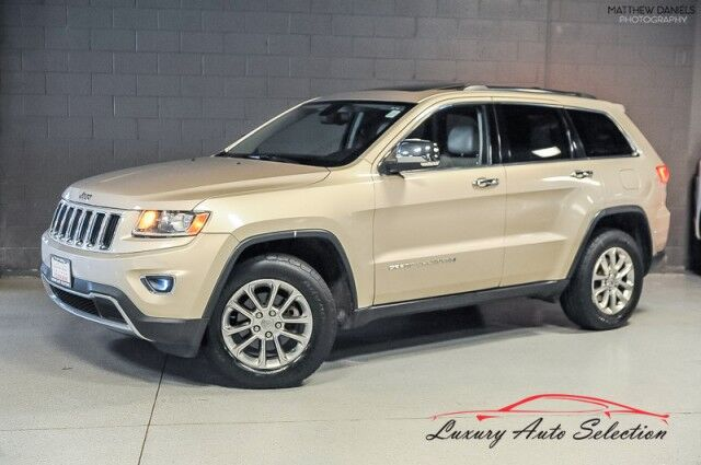 2014_Jeep_Grand Cherokee Limited 4x4_4dr SUV_ Chicago IL