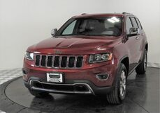 2014_Jeep_Grand Cherokee_Limited 4x4_ Bedford TX