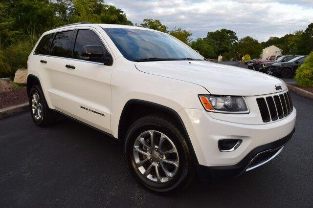 2014 Jeep Grand Cherokee Limited 4x4 Easton PA