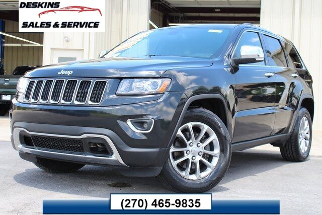 2014 Jeep Grand Cherokee Limited Campbellsville KY