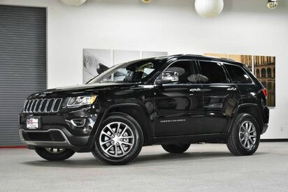 2014_Jeep_Grand Cherokee_Limited_ Canton MA