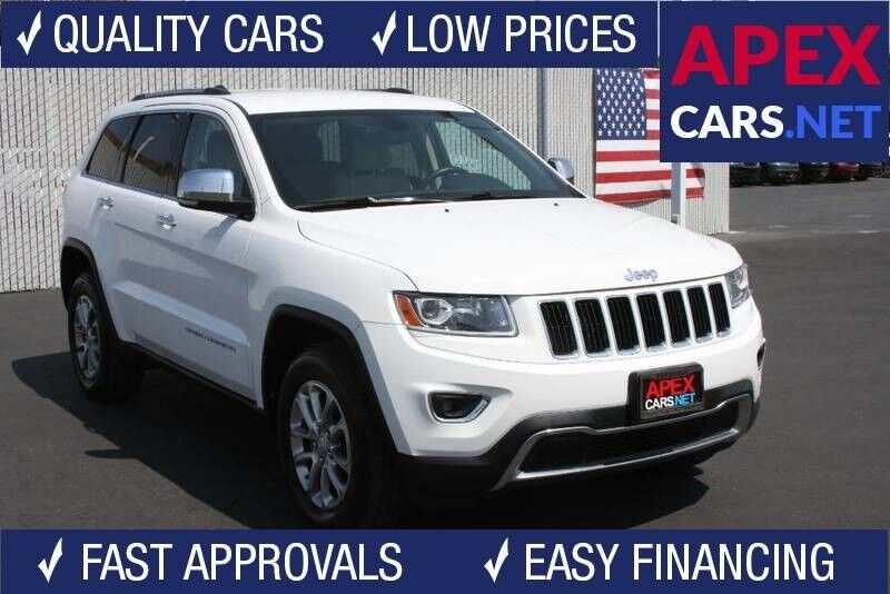 2014 Jeep Grand Cherokee Limited Fremont CA ...