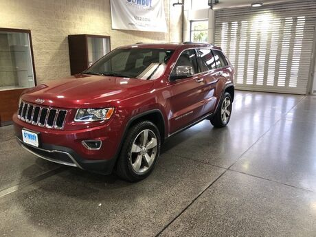 2014 Jeep Grand Cherokee Limited Bryant AR