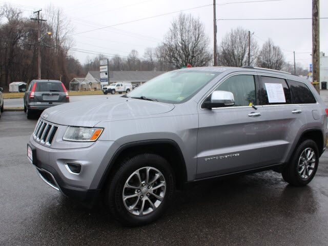 2014 Jeep Grand Cherokee Limited Roanoke VA