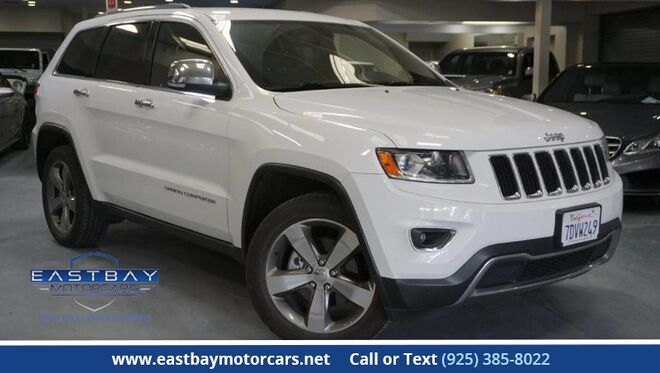 2014_Jeep_Grand Cherokee_Limited_ San Ramon CA