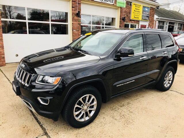 2014 Jeep Grand Cherokee Limited Shrewsbury NJ