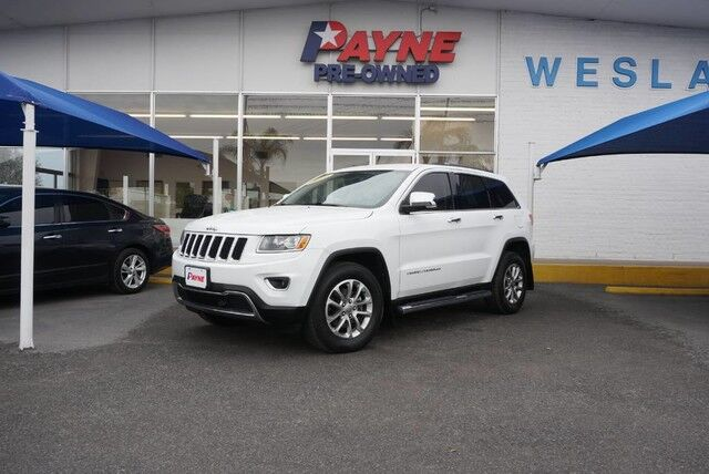 2014 Jeep Grand Cherokee Limited Weslaco TX