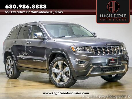 2014_Jeep_Grand Cherokee_Limited_ Willowbrook IL