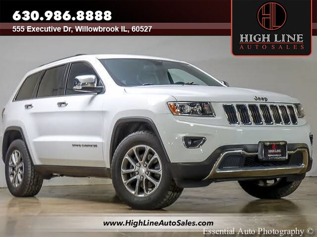 2014 Jeep Grand Cherokee Limited Willowbrook IL