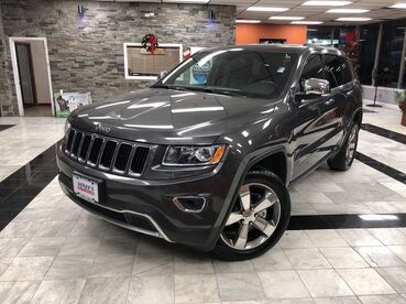 2014_Jeep_Grand Cherokee_Limited_ Worcester MA