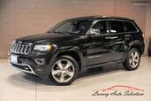2014 Jeep Grand Cherokee Overland 4dr SUV