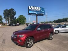 2014_Jeep_Grand Cherokee_Overland_ Bryant AR